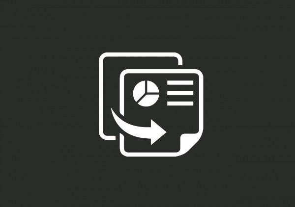Schwarz-Weiß DIN A4 Fotokopie (einseitig)