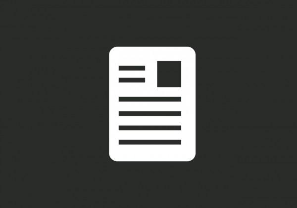 Schwarz-Weiß Druck DIN A4 (einseitig)
